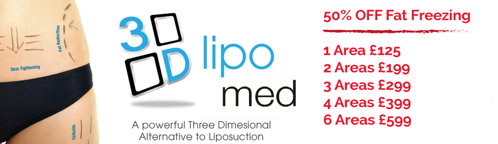3D Lipo Fat Removal Supreme Skin Clinic in Leeds