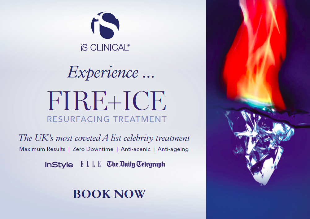 Fire & Ice chemical peel - fight acne and pigmentation