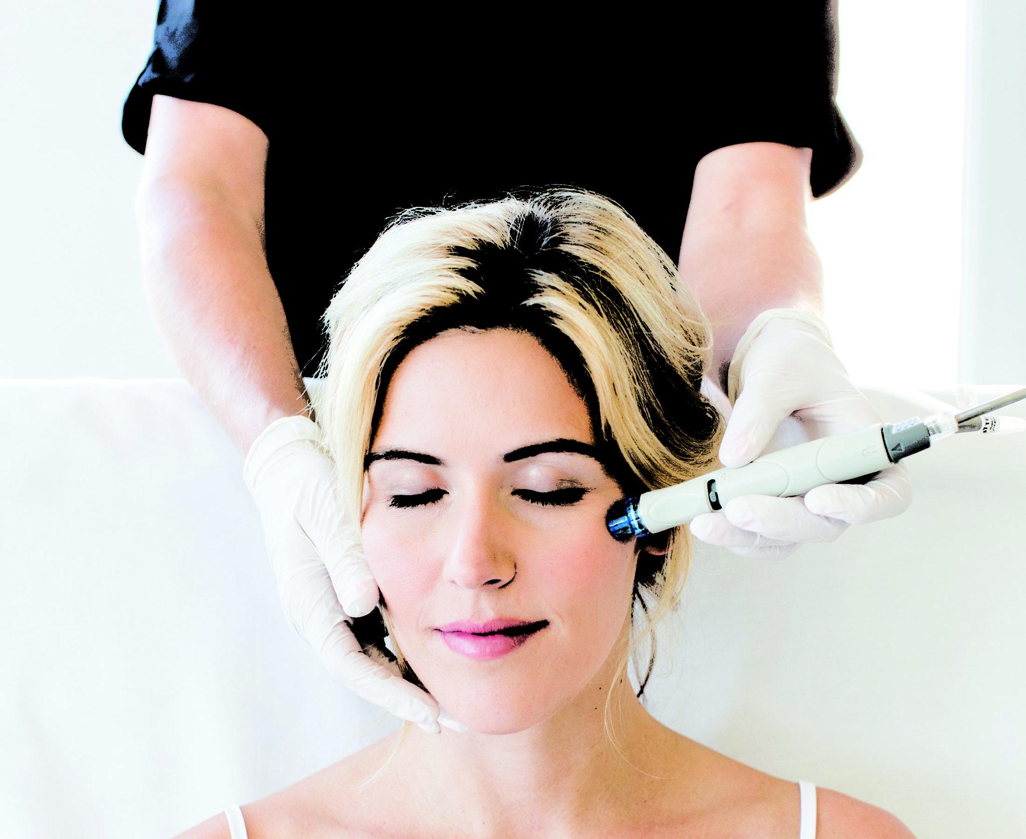Hydrafacial in Leeds Supreme Skin Clinic
